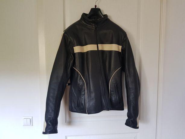 Damska kurtka motocyklowa skórzana