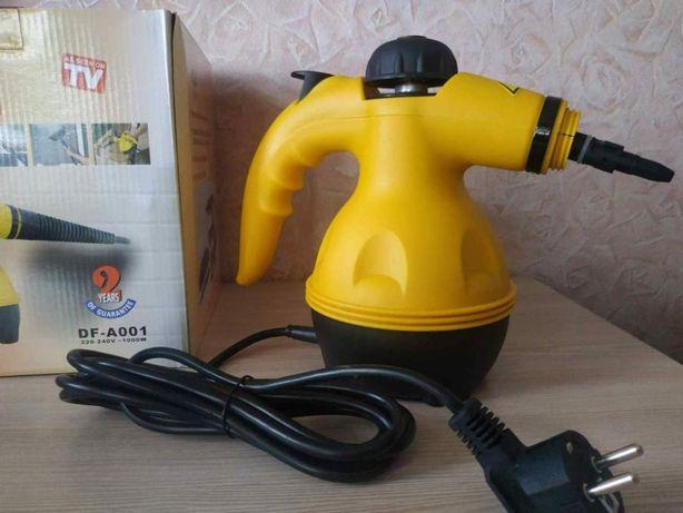 Пароочиститель Steam Cleaner DF A001 для уборки и дизинфекции 1 kWat