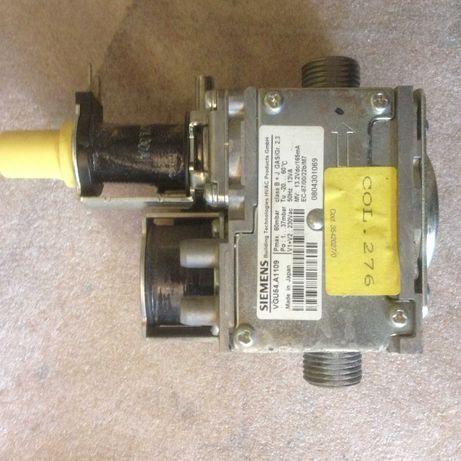 Газовый клапан Siemens vgu