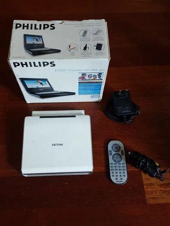Odtwarzacz DVD PHILIPS PD720/00