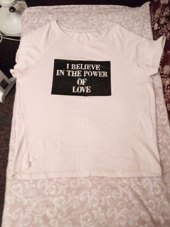 Koszulka pudrowa