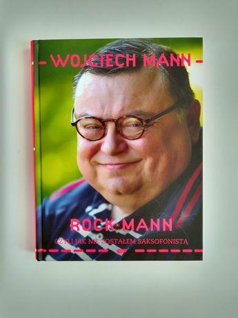 RockMann Wojciech Mann biografia trójka radio