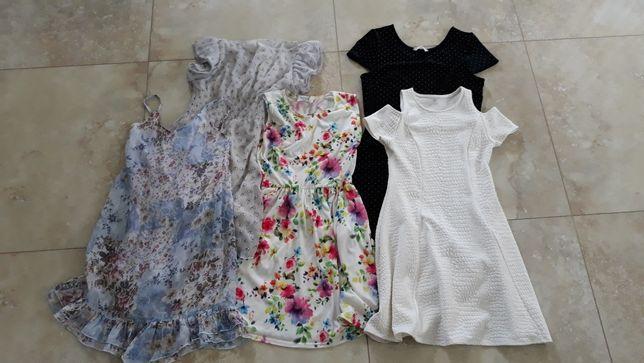 Sukienki 11- 12 lat dziewczynka