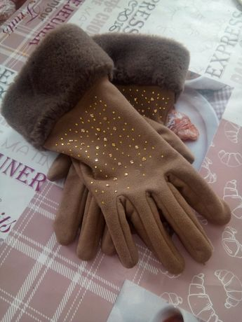 Перчатки 7,5 р зима