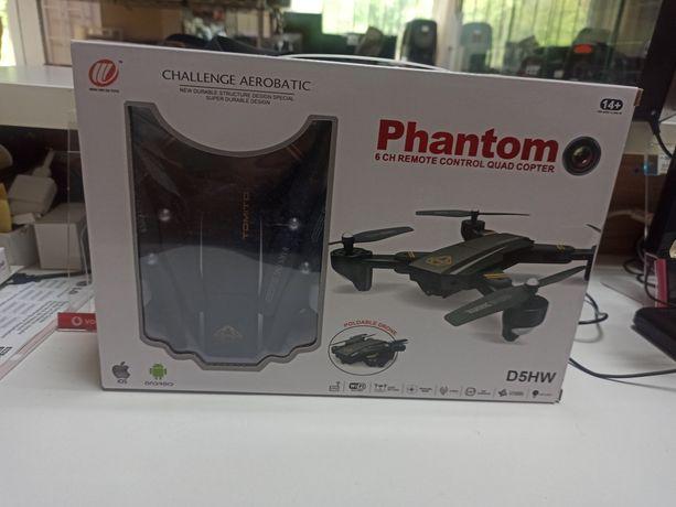 Складной квадрокоптер Phsntom D5HW