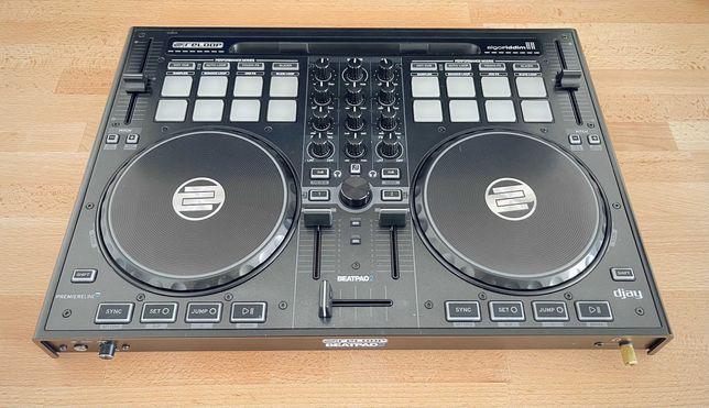 Kontroler Dj Reloop Beatpad 2