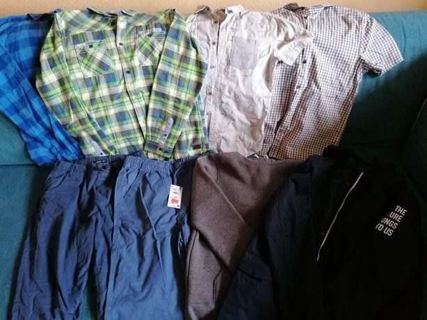 Ubrania dla chłopaka rozm 170
