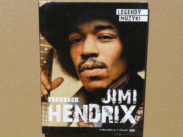 dvd Jimi Hendrix - Legendy muzyki NOWA w FOLII