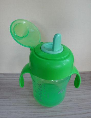 Чашка-непроливайка Philips AVENT с носиком 200 мл (б/у) Авент