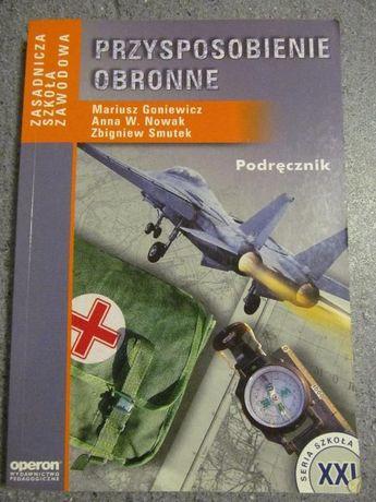 Przysposobienie obronne podręcznik Mariusz Goniewicz