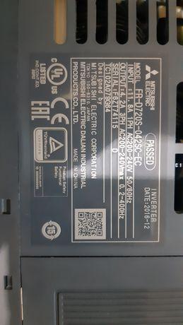 Частотный преобразователь Mitsubishi