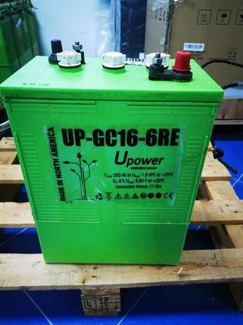 Bateria solar 550ah