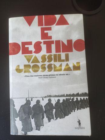 Vida e Destino - Vassili Grossman