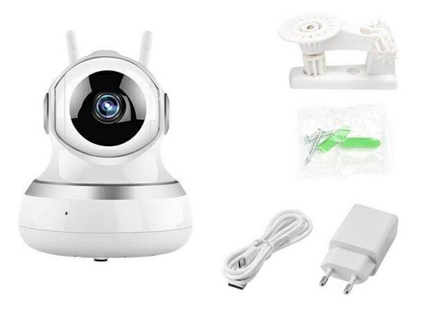 kamera HD Wi-Fi IP monitoring niania Nowa