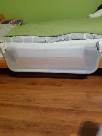 Barierka, osłona do łóżka dla dzieci