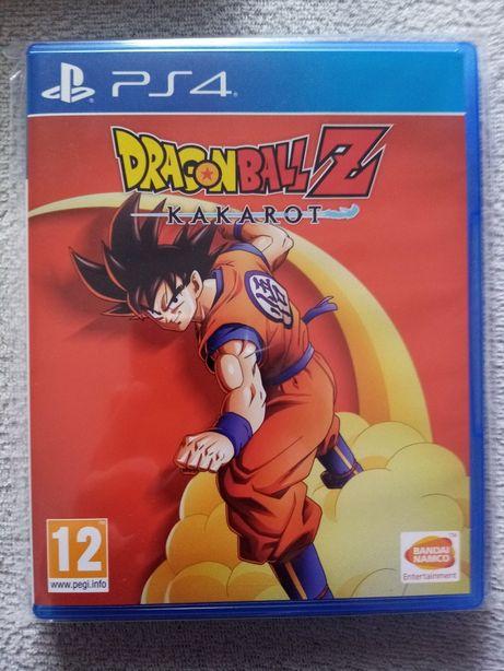 Gra Dragon Ball Z Kakarot ps4 playstation 4 Pro ps5 okazja