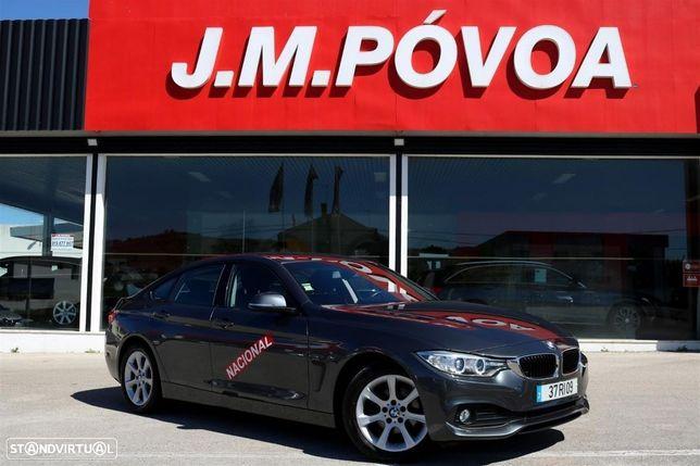BMW 418 Gran Coupé d Advantage