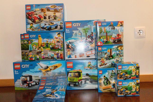 Lego City desde 4,99€ - Novo!