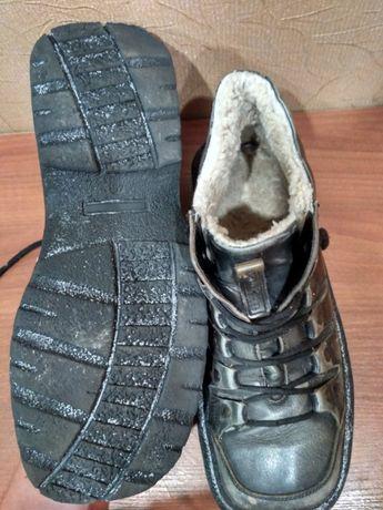 зимние ботинки 44 размера