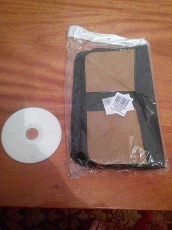 Папка, бокс для CD /DVD комп дисков