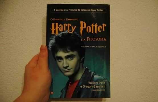 Harry Potter e a Filosofia - Portes incluídos