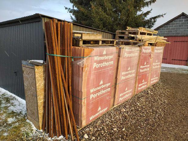 Pustak Winerberger Porotherm DRYFIX 25