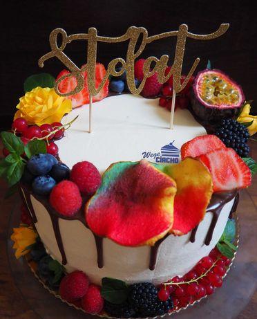 Niezwykłe, naturalne torty i ciasta- domowe! TORT kraków