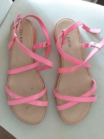 Sandałki dziewczęce 36
