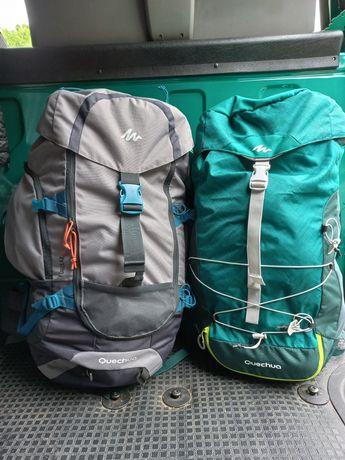 2 mochilas de campismo