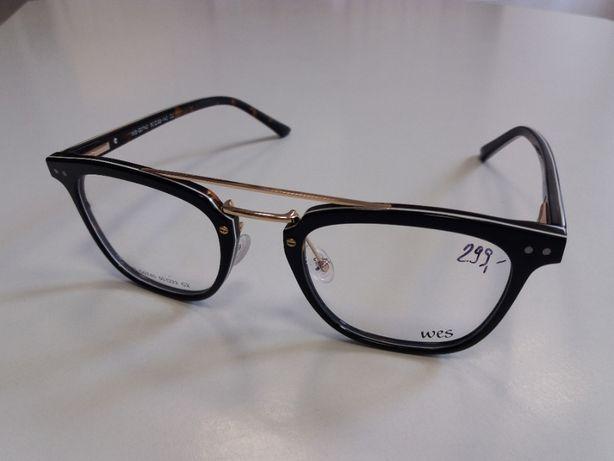 Okulary, Oprawki okularowe WES , Hit modowy, super jakość. NOWE