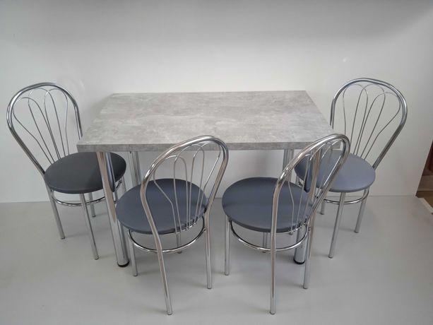Stół kuchenny stół z krzesłami venus