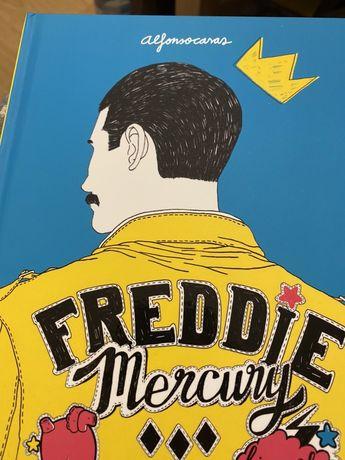 Freddie Mercury ilustrowana biografia