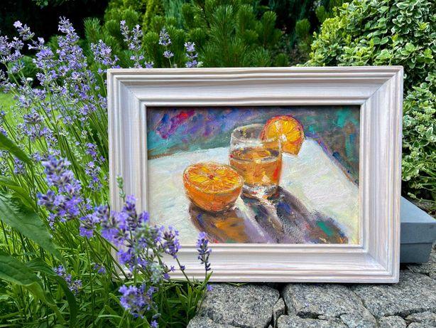 Картина, пленэрная живопись маслом от ХУДОЖНИКА