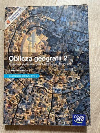 Oblicza geografii 2 zakres rozszerzony