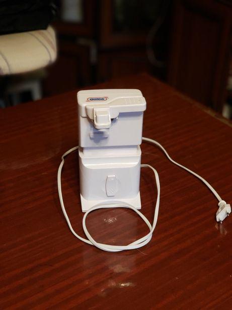 Электрооткрывашка консерв QUIGG CA-101
