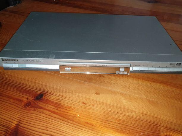 DVD Panasonic, SONY