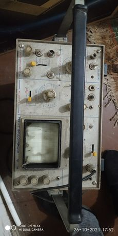 осцилограф С1-65А