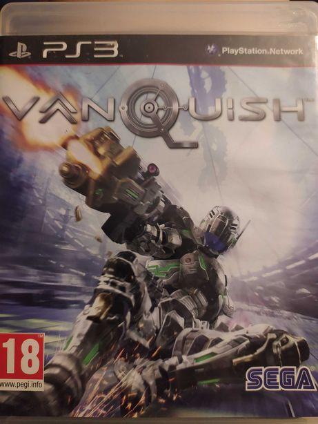 Jogo PS3 Vanquish da Sega como novo