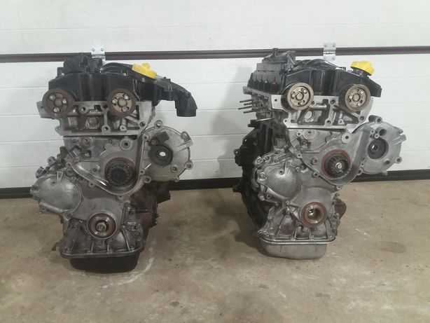 Двигун Двигатель мотор Renault Master Vivaro Nissan Primastar 2.5 dci