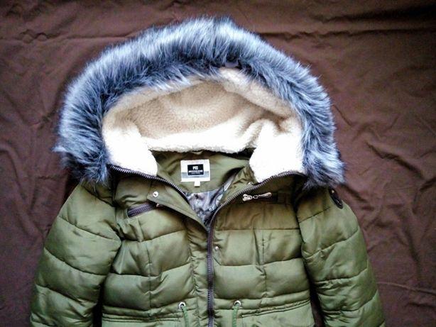 Теплая курточка. Парка.