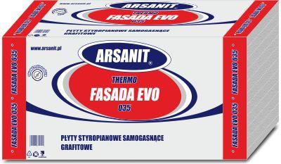 Styropian Thermo Fasada EVO 035 ARSANIT