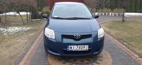 Toyota Auris 2007 1.4