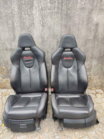 Bancos Seat Leon Cupra 1p Recaro Pele