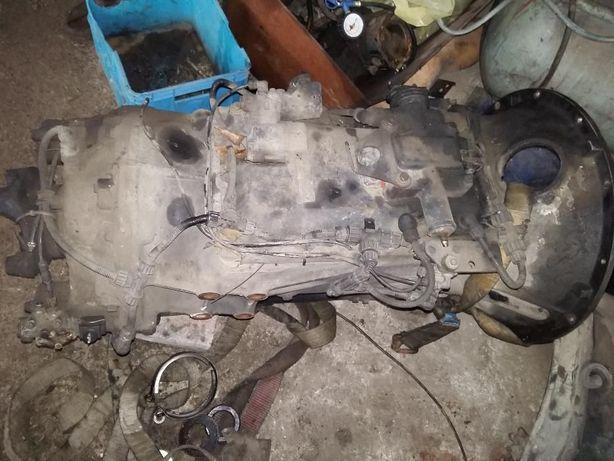 skrzynia biegów Scania r420 z retarderem lub bez