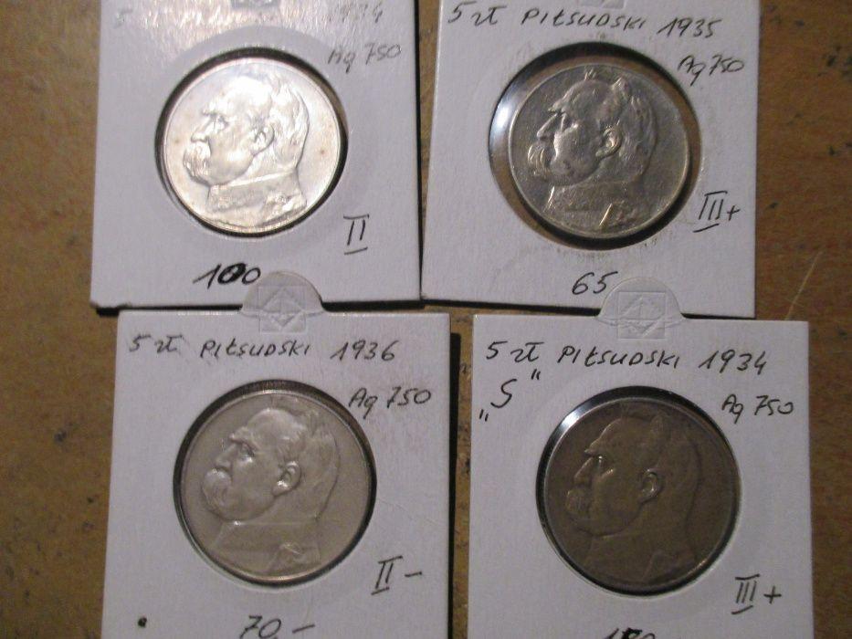monety II RP zestaw 14 Radomsko - image 1