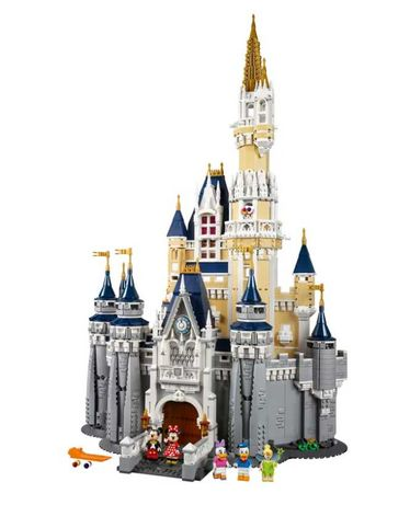 Lego Castelo Disney 71040