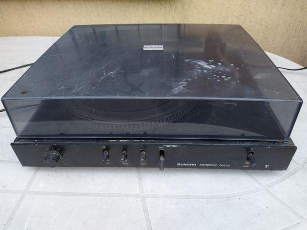 Gramofon UNITRA Fryderyk g 620 fs vinyl płyty winylowe