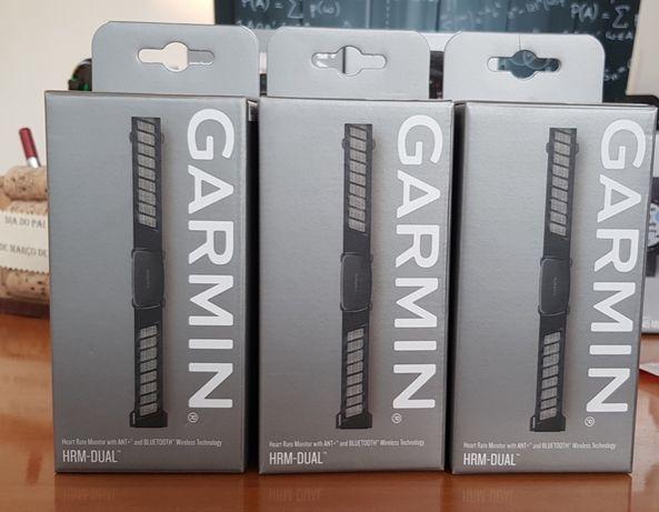 Freq. Cardiaca Garmin Hrm-Dual / Run / Swim / Tri / Pro