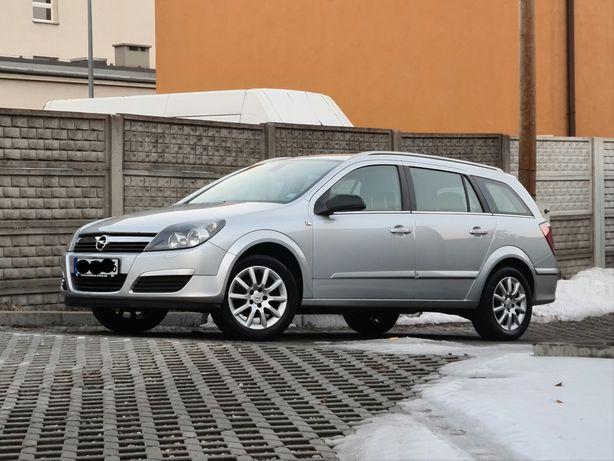 Opel Astra H kombi 1.8 benzyna 2005 rok KLIMATYZACJA grzane siedzenia