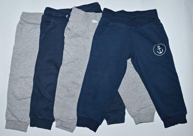 Zestaw 4 spodni Lupilu 86-92